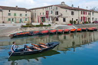 2941 Coulon- Le Port. Marais poitevin
