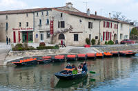 2942 Coulon- Le Port. Marais poitevin