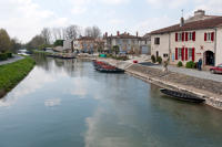 2945 Coulon- Le Port. Marais poitevin